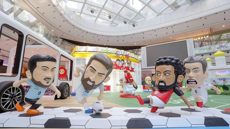 MCP Central 「2018 FIFA俄羅斯世界盃特許零售精品店」