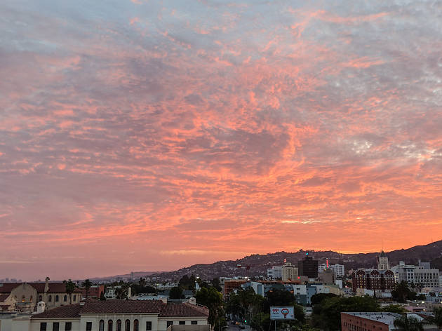 The state with the most-Instagrammed sunsets? California, of course.