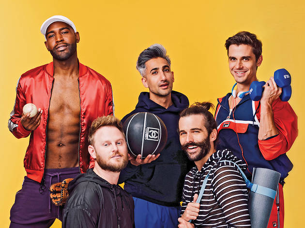 Fab Five from Queer Eye Share the Stuff That's in Their Bags