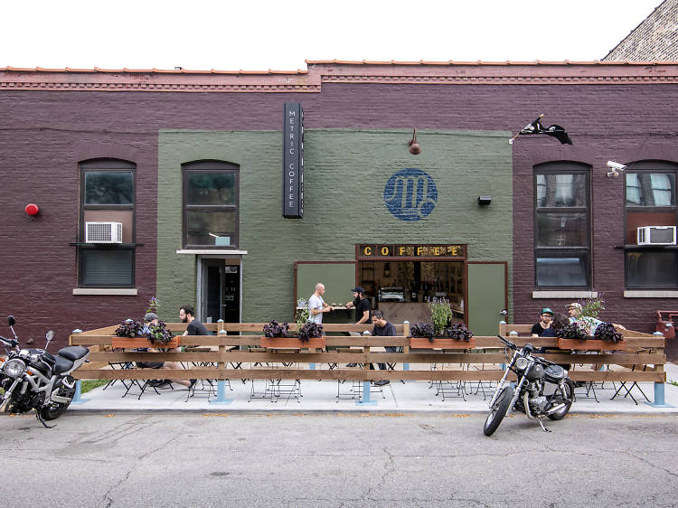The best coffee shops in Chicago