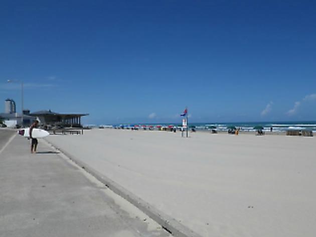 Isla Blanca Park