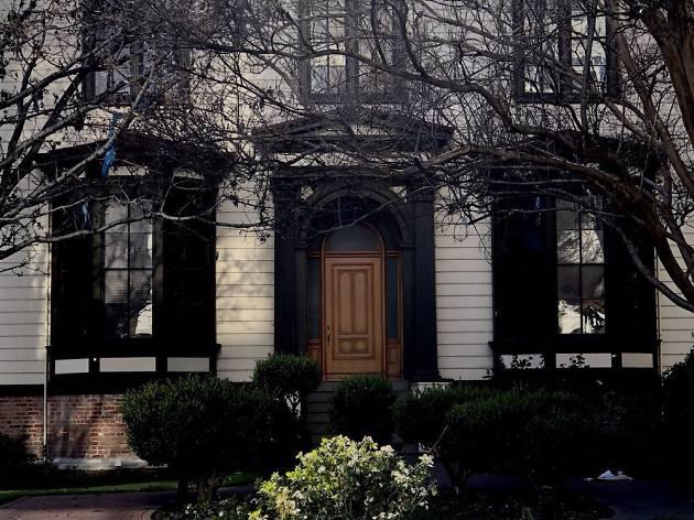 Peralta Adobe And Fallon House