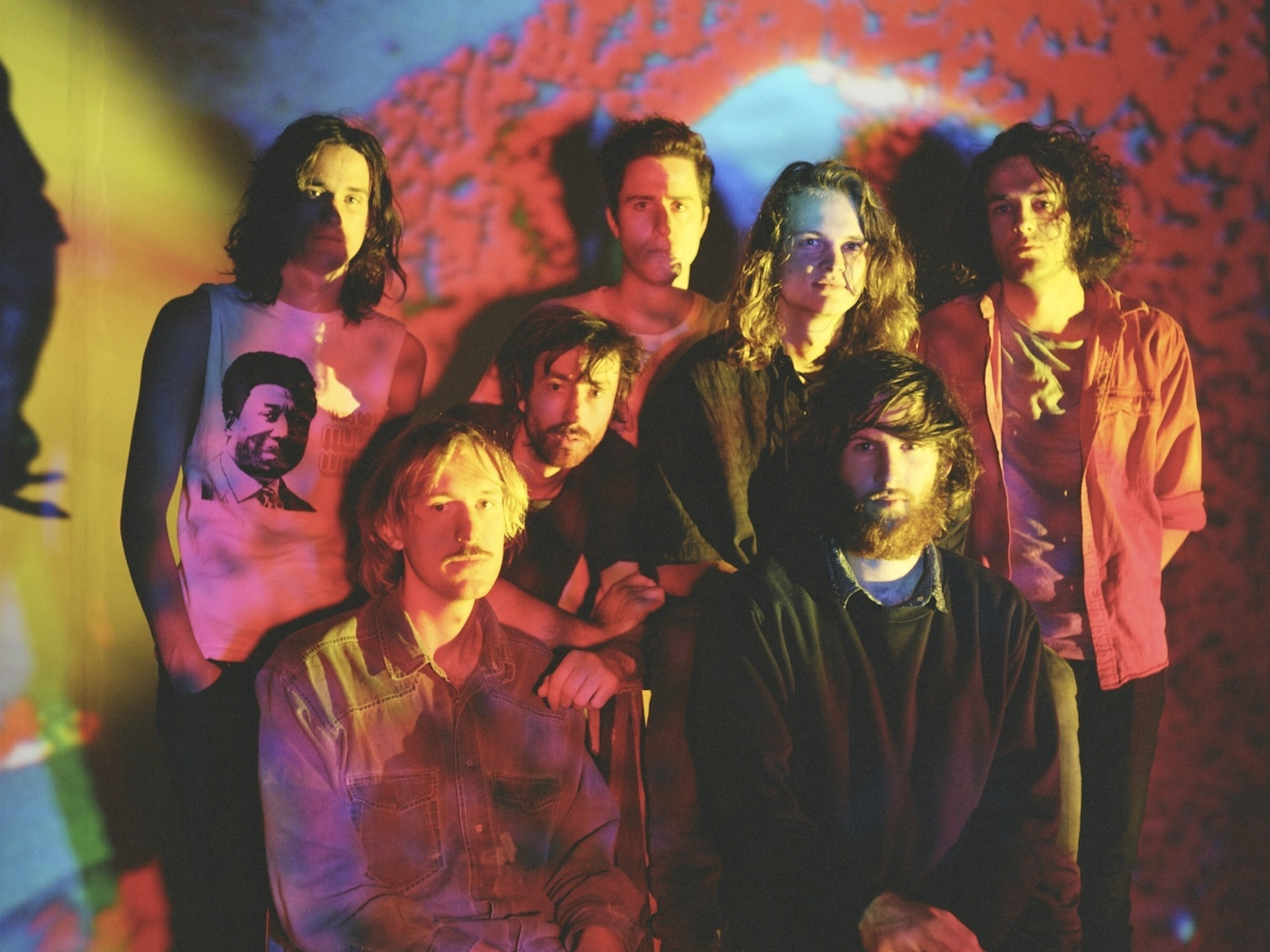 King Gizzard & the Lizard Wizard por primera vez en la CDMX