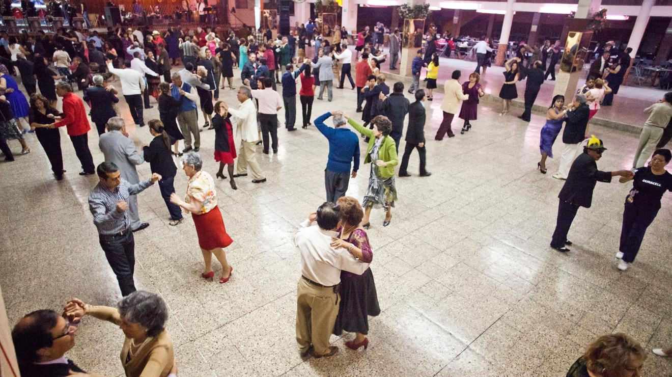 Salones de baile clásicos de la CDMX