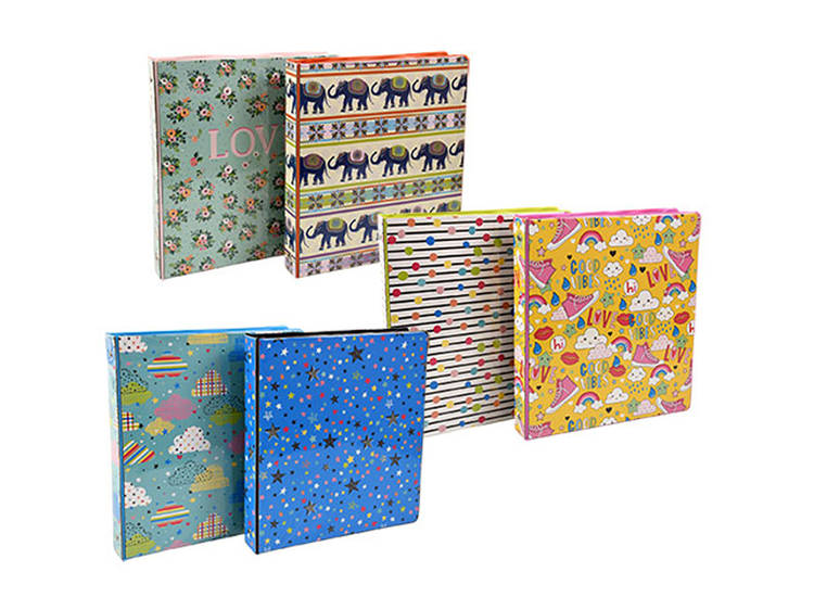 Blingy binders