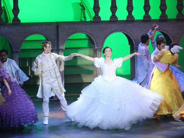 Cenicienta, el musical de Rodgers y Hammerstein