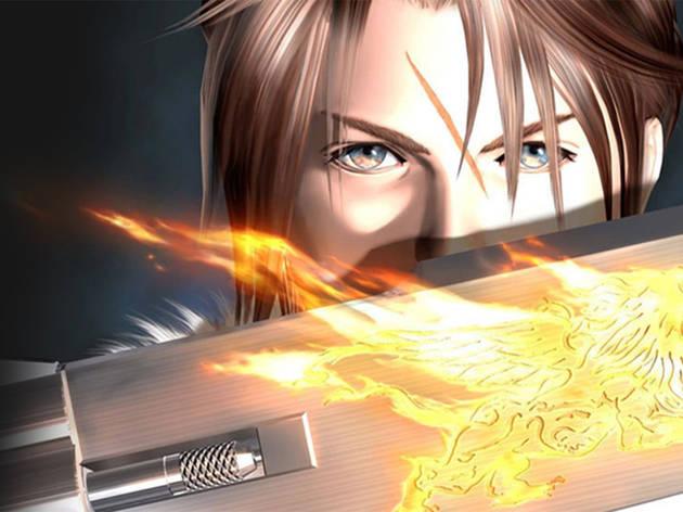 Final Fantasy 8 promotional still