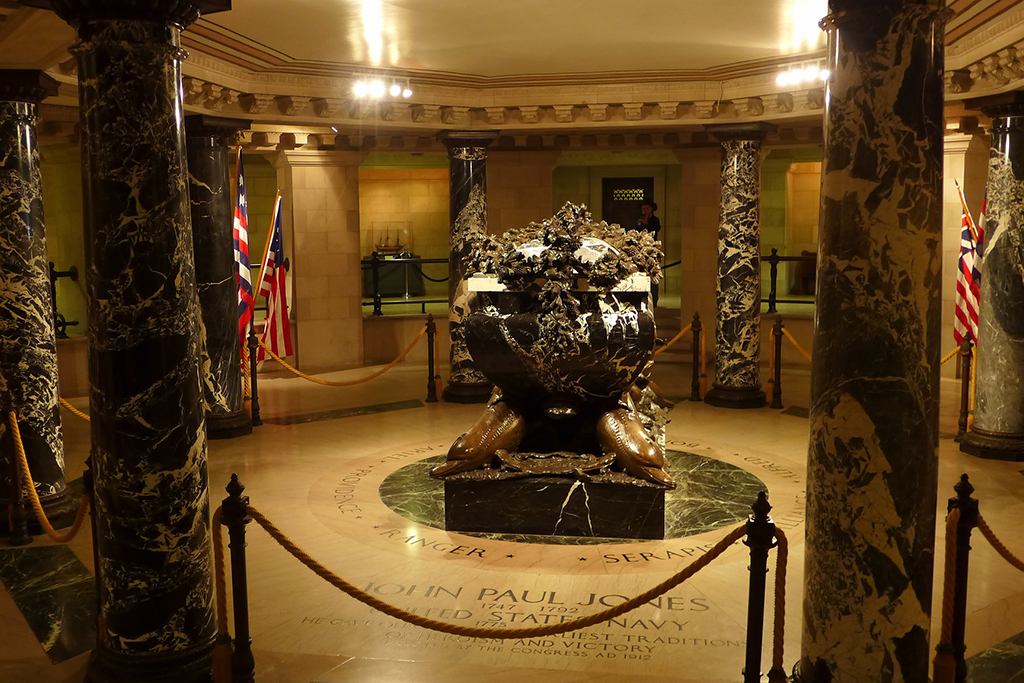 Crypt of John Paul Jones