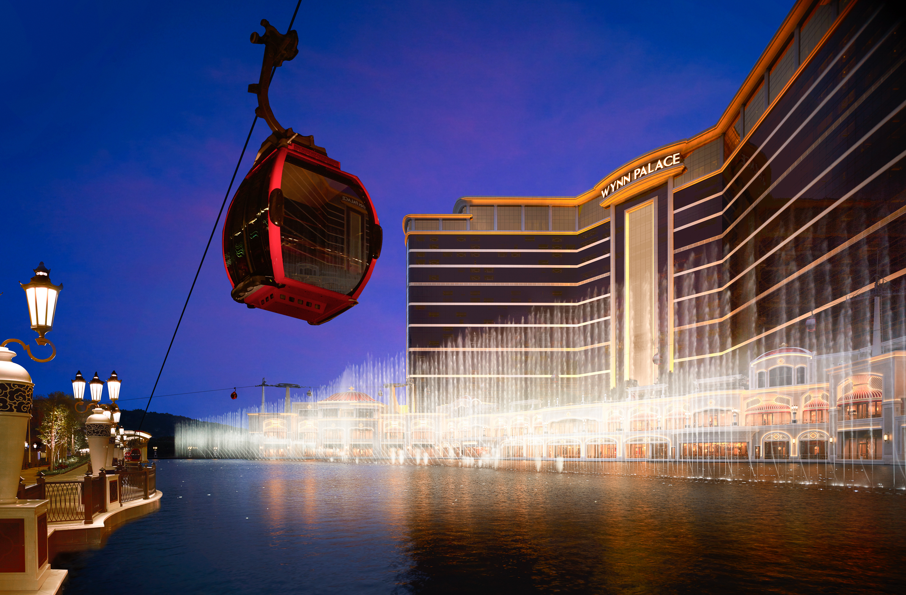 Live like royalty with Wynn Palace Cotai's special offers