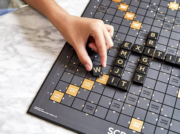 scrabble 70th anniversary edition