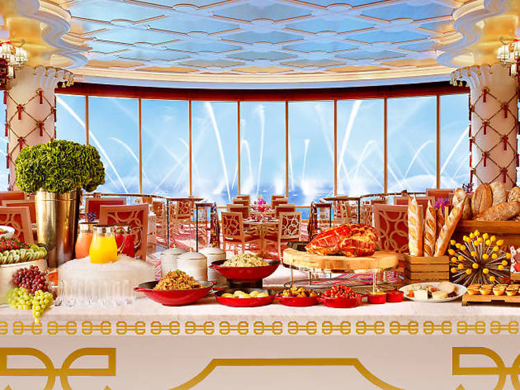 Breakfast at Fontana Buffet