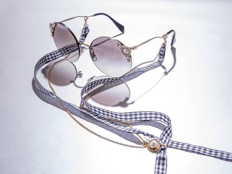 Miu Miu manière eyewear – Limited edition
