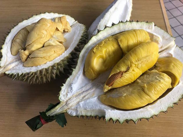 Durian Lingers