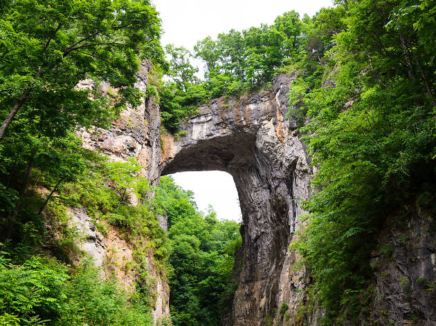 Natural Bridge - Virginia - United States
