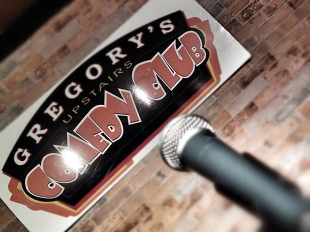 Gregory's Upstairs Comedy Club - Cocoa Beach - United States
