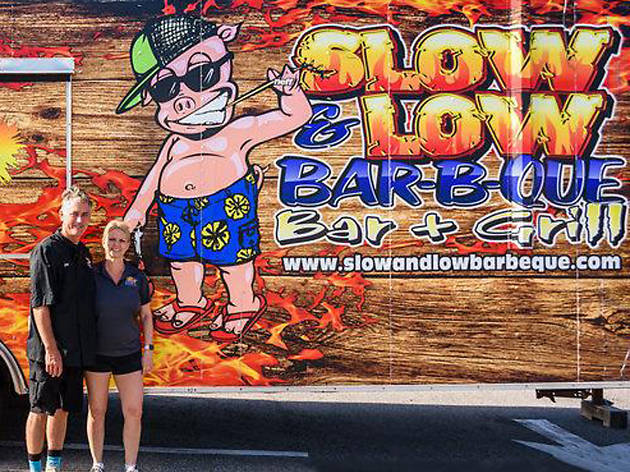 Slow & Low Bar-B-Q - Cocoa Beach - United States