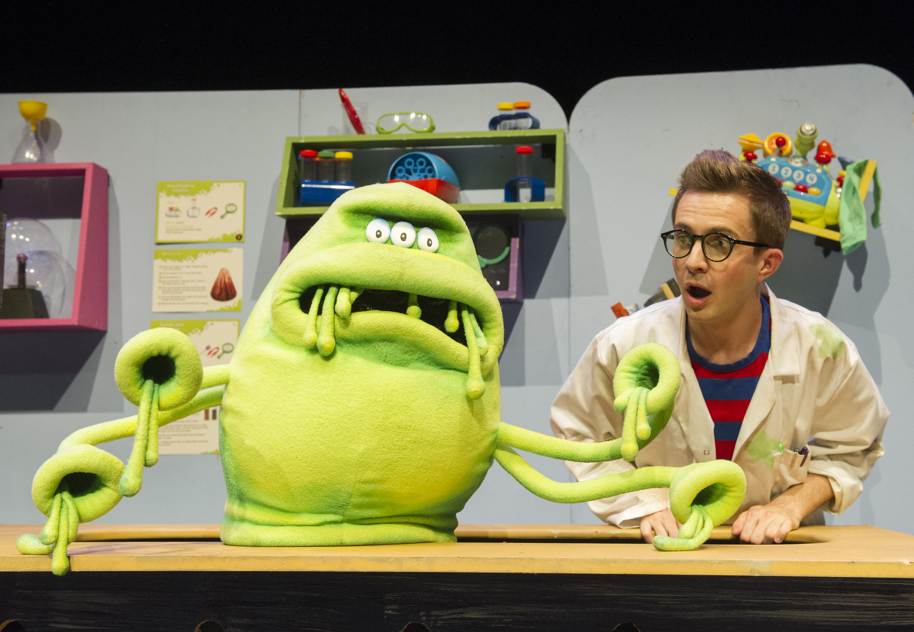 Top children's theatre shows this summer