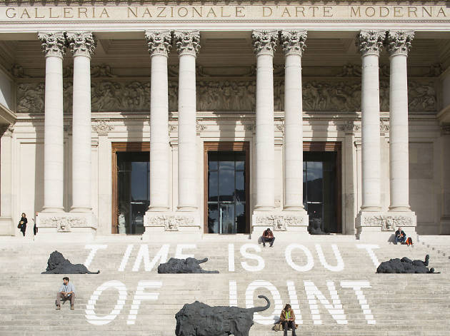 Galleria Nazionale d'Arte Moderna e Contemporanea, Rome
