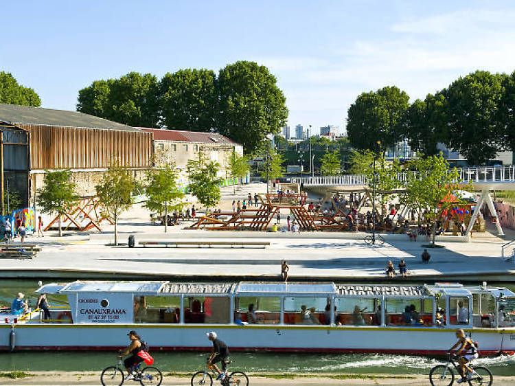 L'Eté du Canal jette de nouveau l'ancre : street art, plages éphémères et DJ sets