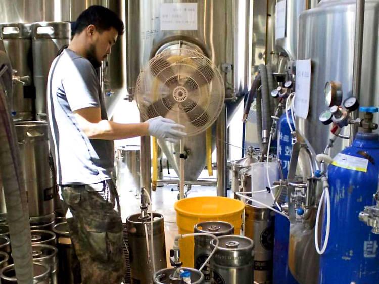Galmegi Brewing Co