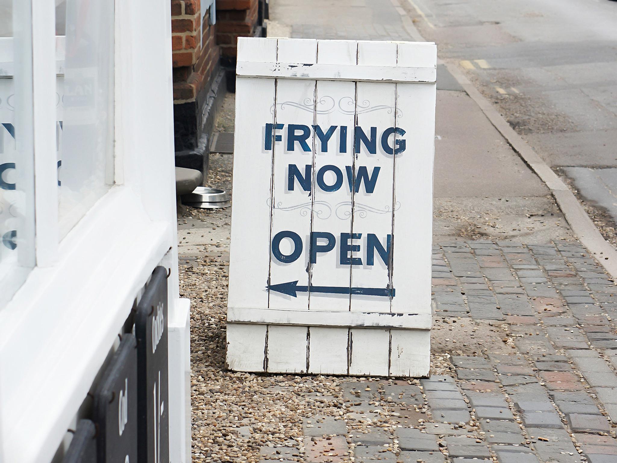 Little Fish and Chip Shop - Southwold