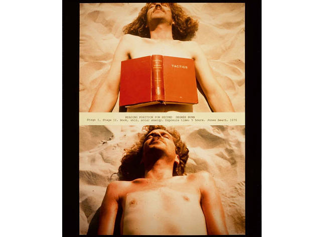 Aktion: Conceptual Art And Photography (1960 - 1980) review