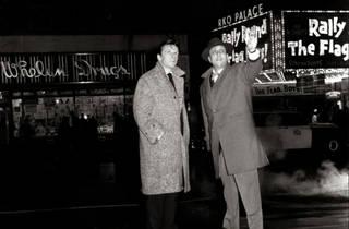 Dois Homens em Manhattan