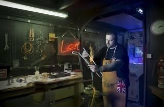 Rob Court at Creative Neon
