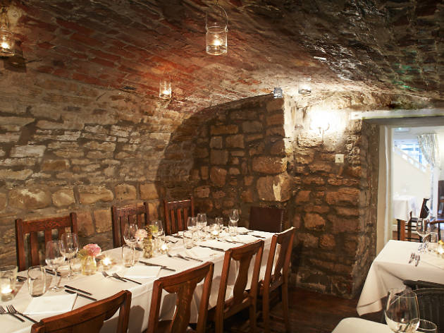 The Cellar Door restaurant, Durham