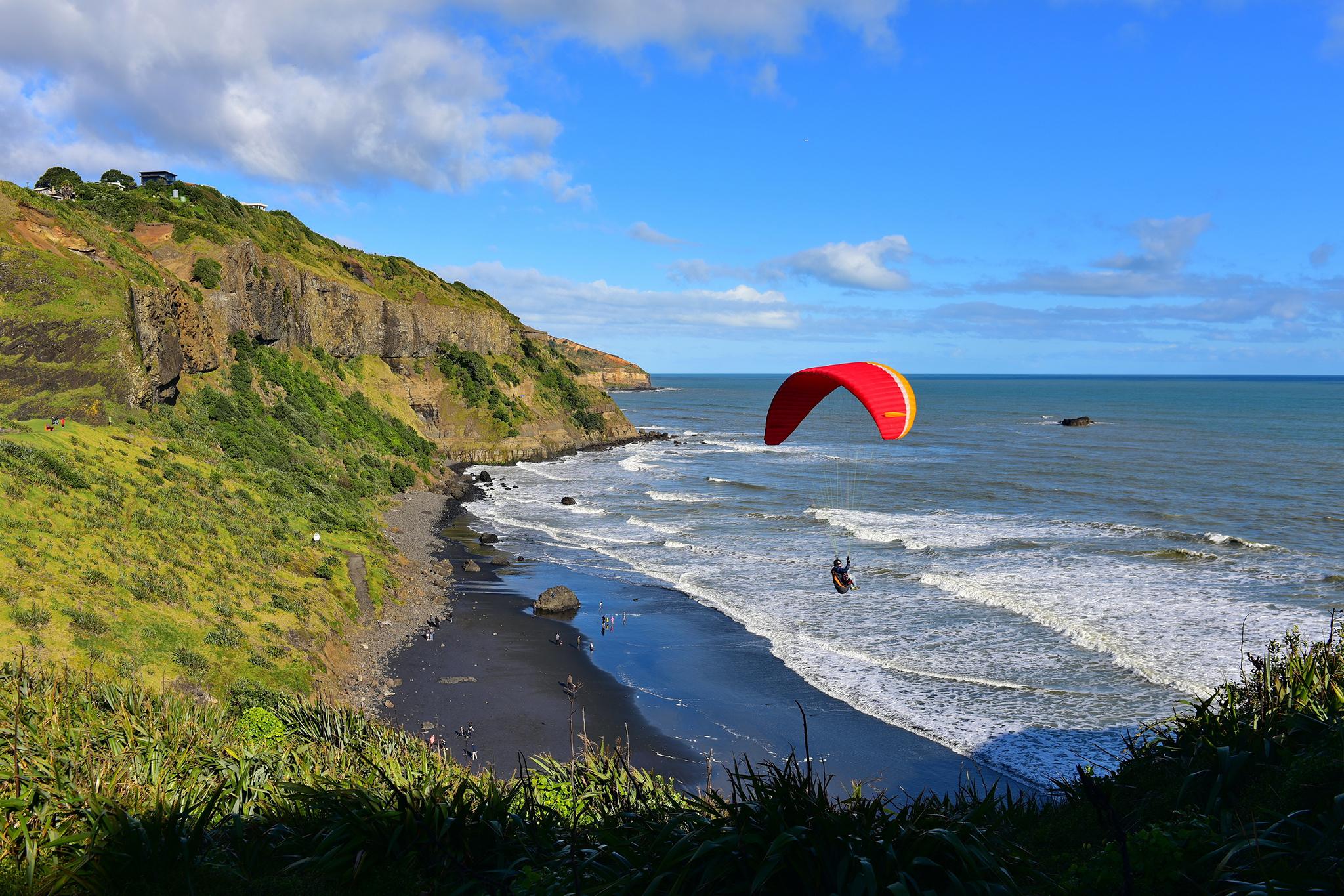 Muriwai Beach, EITW