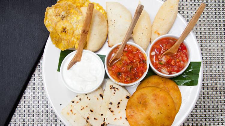 Cocina colombiana de Tintito Café