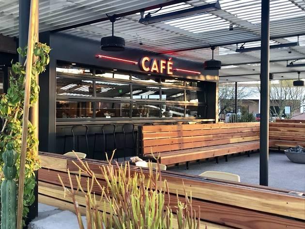 Tempe Public Market Café