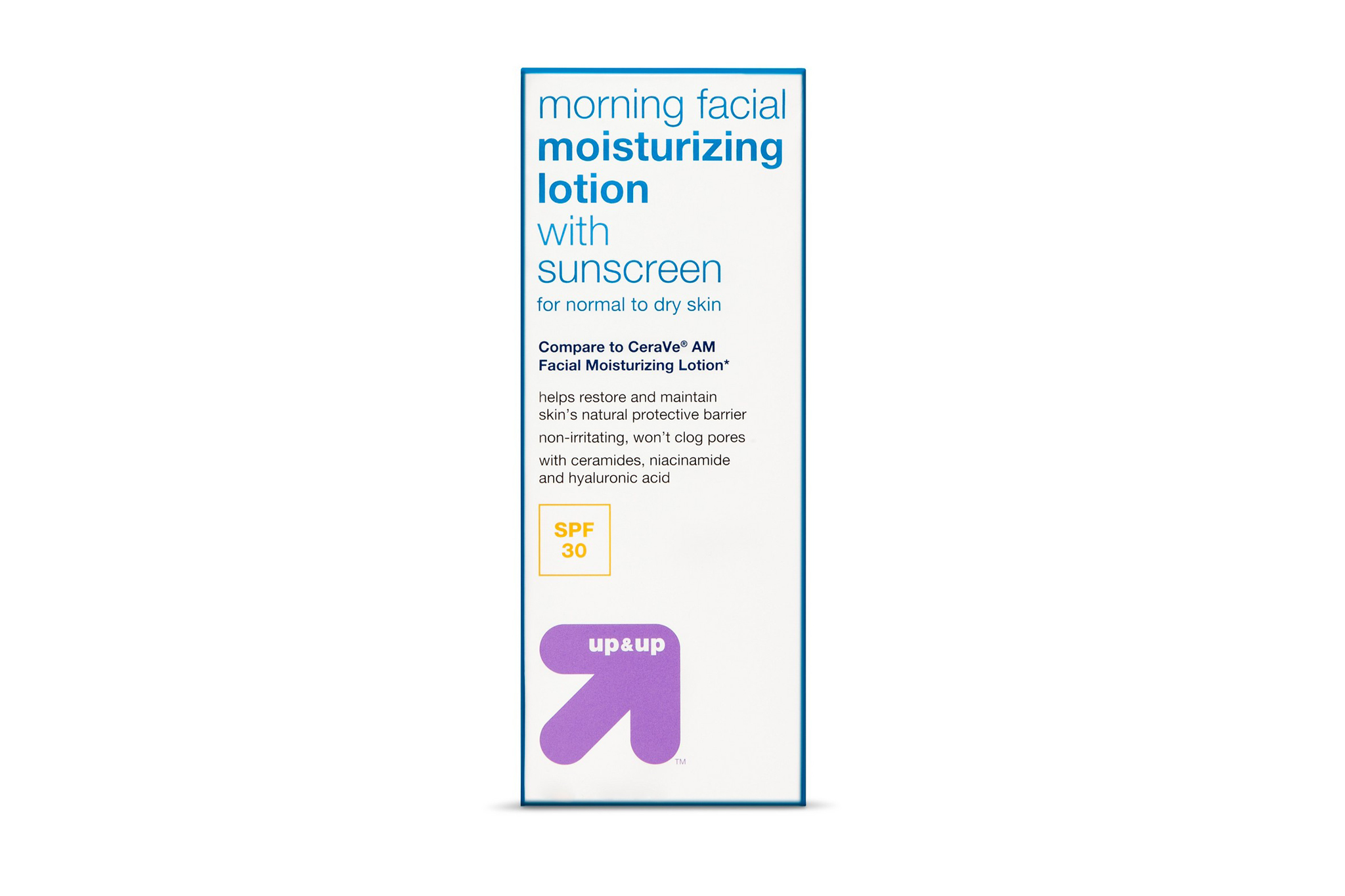 Morning Facial Moisturizing Lotion with Sunscreen SPF 30