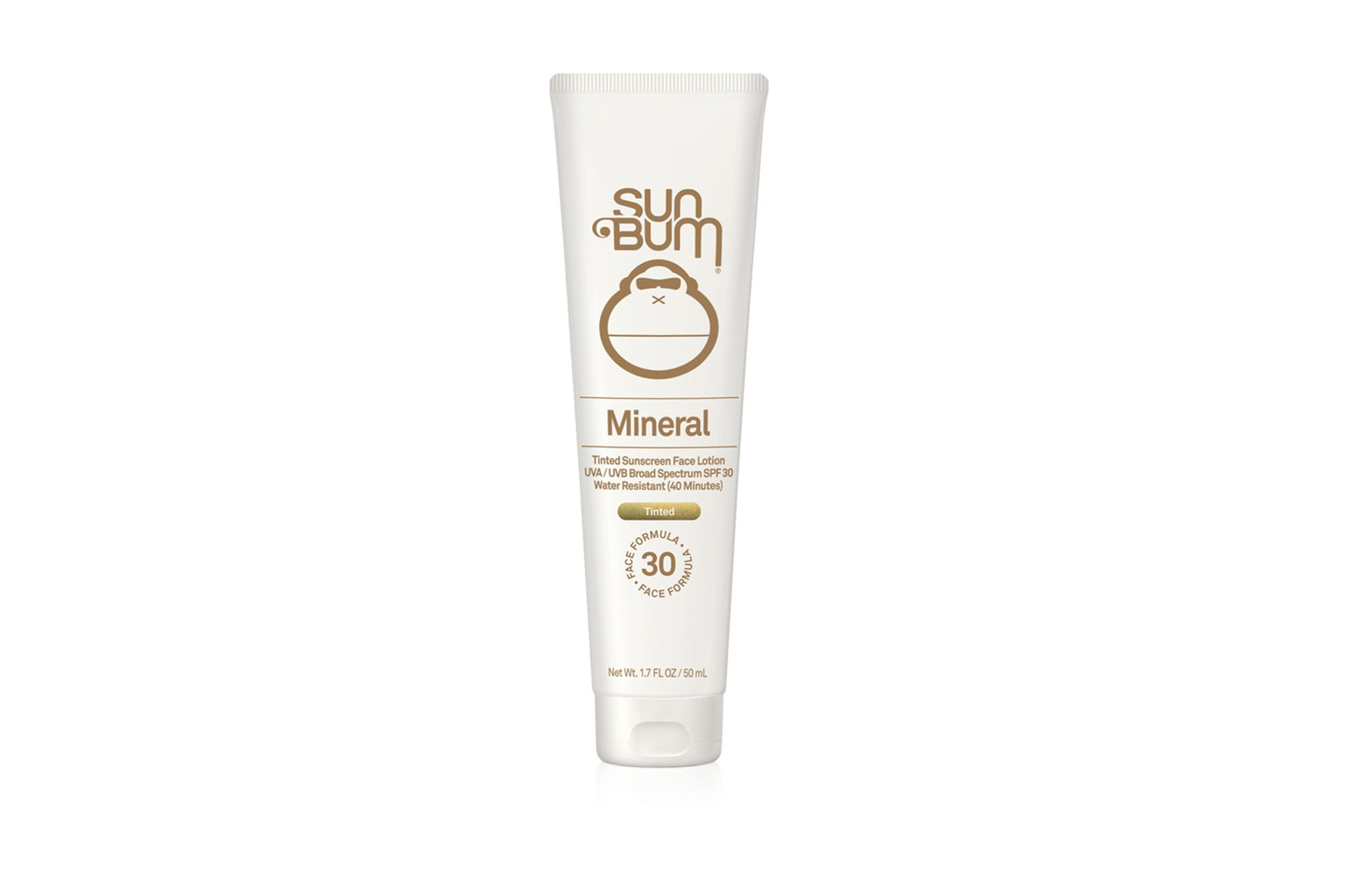 Sun Bum Mineral Sunscreen Face Tint SPF 30