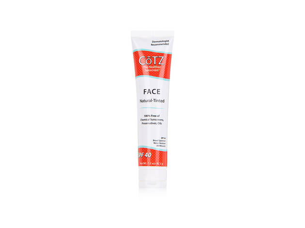 CoTZ FACE Natural Tint SPF 40