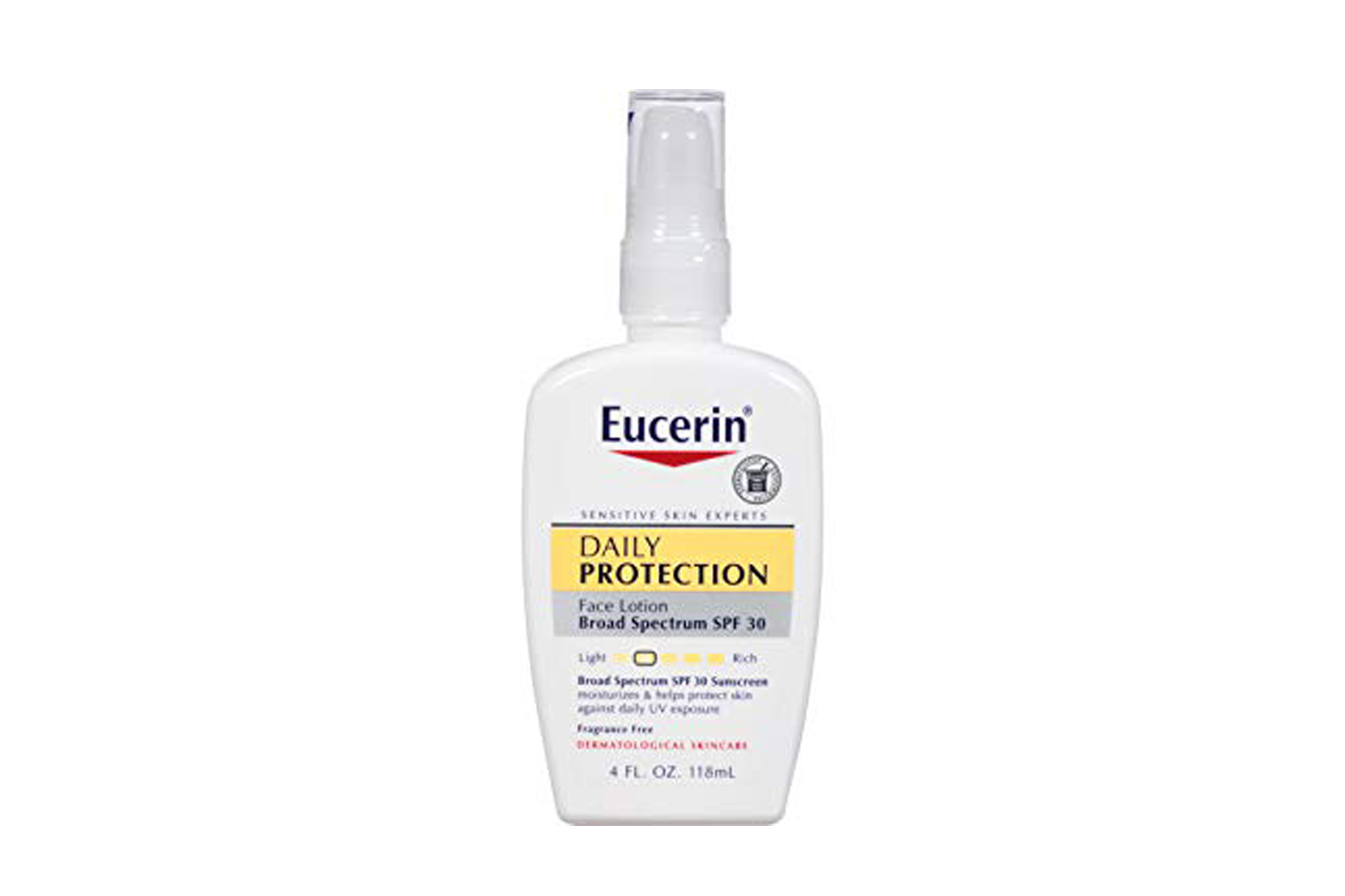 Eucerin Daily Protection Broad Spectrum SPF 30 Sunscreen