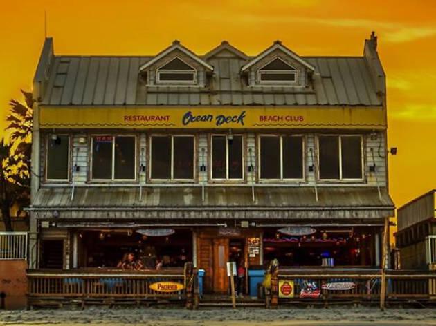 Ocean Deck Restaurant & Beach Club, EITW