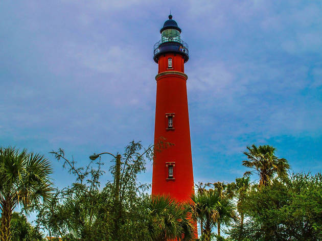 Ponce de Leon Inlet Lighthouse, EITW