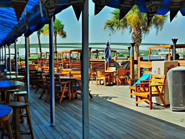 Caribbean Jack's, EITW