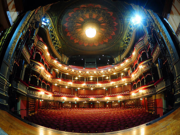 Get a dose of high-brow culture at Leeds Grand Theatre