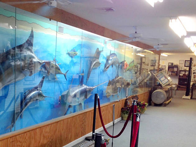 Destin History & Fishing Museum, EITW