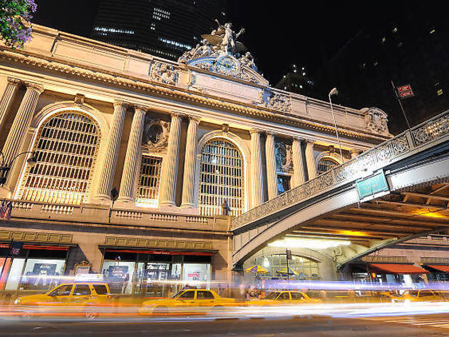 Build a LEGO Brooklyn Bridge at Grand Central Terminal this summer