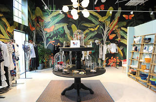 Coterie Pop-Up Shop at Faena Bazaar