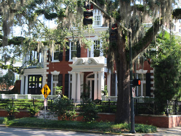 Savannah Historic District, eitw