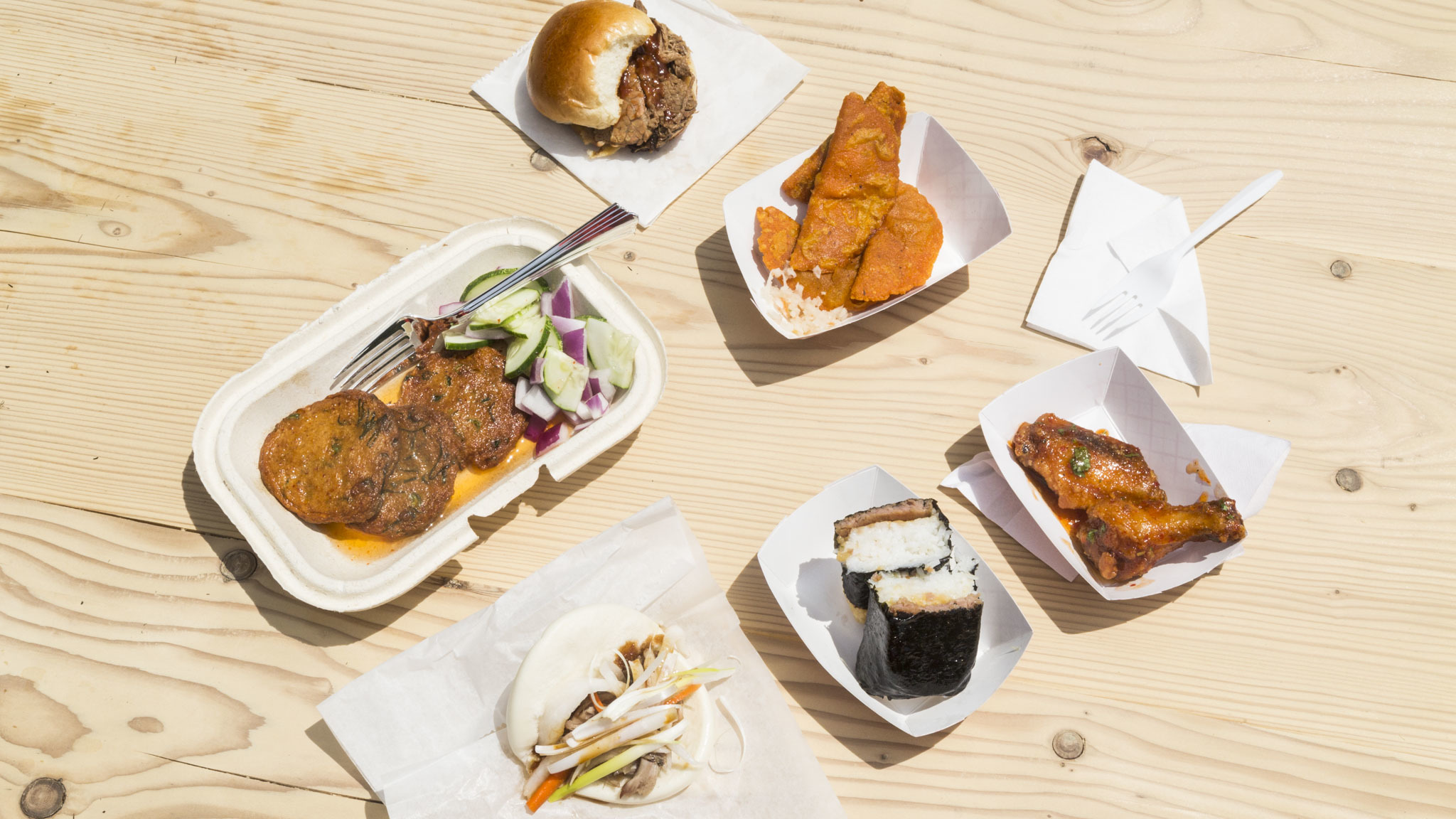 10 new dishes to eat at Taste of Chicago 2018