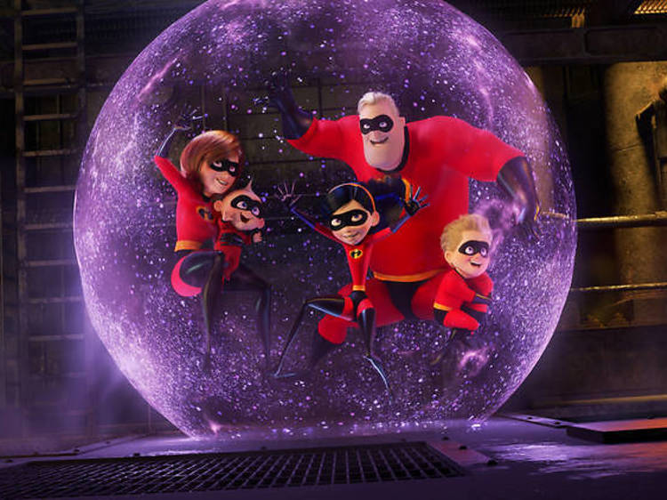 The Incredibles (2004 + 2018)