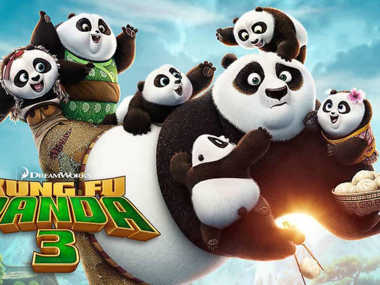 Kung Fu Panda (2008–2016)