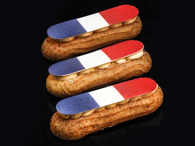 Try a Paris-Brest at Laurent