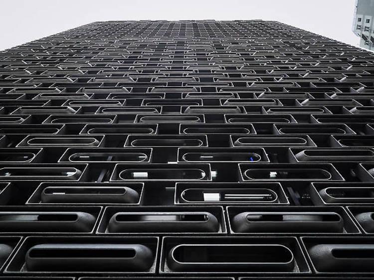The exterior of JC Contemporary