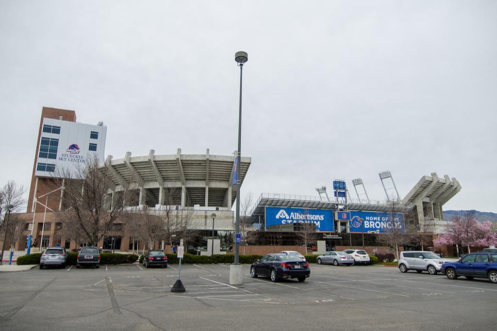 Albertsons Stadium
